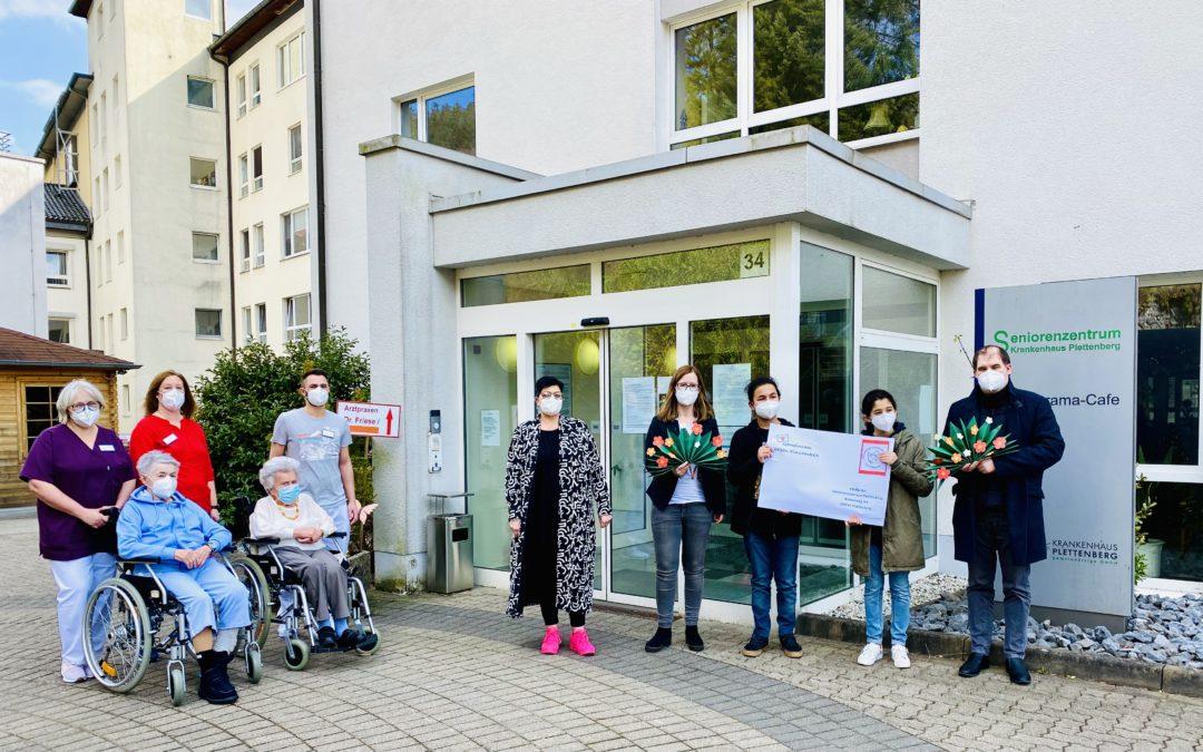 Projekt: Gemeinsam gegen Einsamkeit
